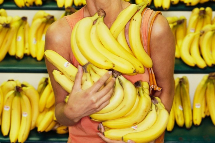 "Картинки по запросу ""Бананы вместо таблеток"""