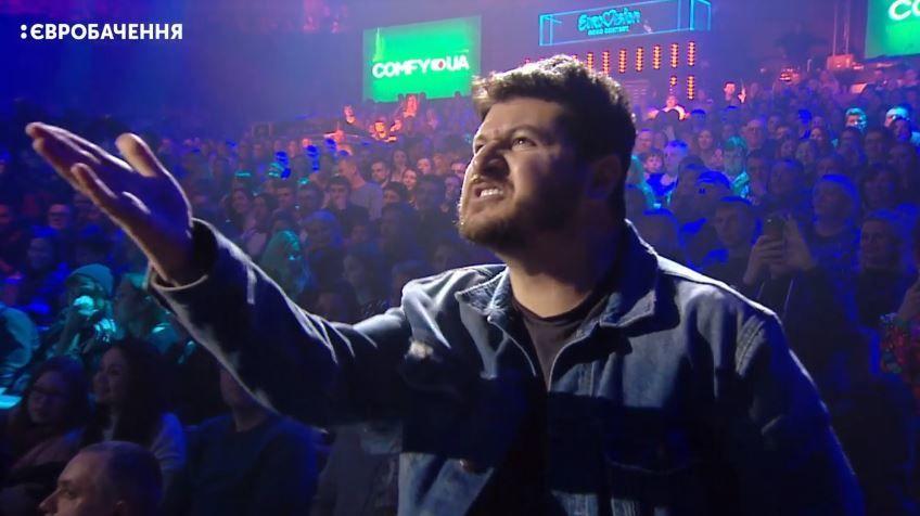 Одесский прорыв: еще один музыкант в финале Евровидения