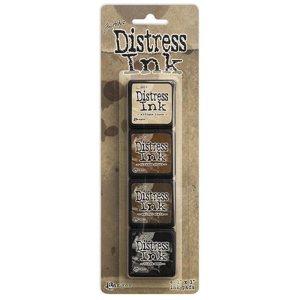 Distress Mini Ink Kits – Kit 3