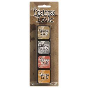 Distress Mini Ink Kits – Kit 7