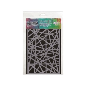 Dyan Reaveley's Dylusions Stencils 5″X8″ – Shattered