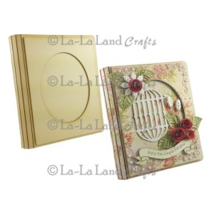 La-La Land Book Trinket Box Kit