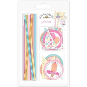 Sugar Shoppe Pixies & Flags Assortment Pack