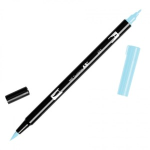 Tombow Dual Brush Marker – 451 Sky Blue