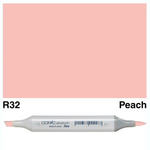 Copic Sketch R32-Peach