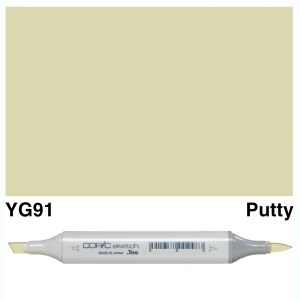 Copic Sketch YG91-Putty