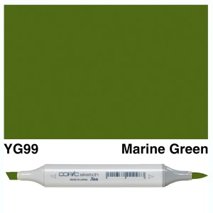 Copic Sketch YG99-Marine Green