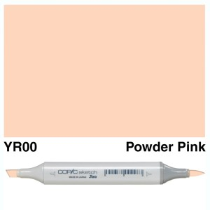 Copic Marker Sketch YR00 Powder Pink
