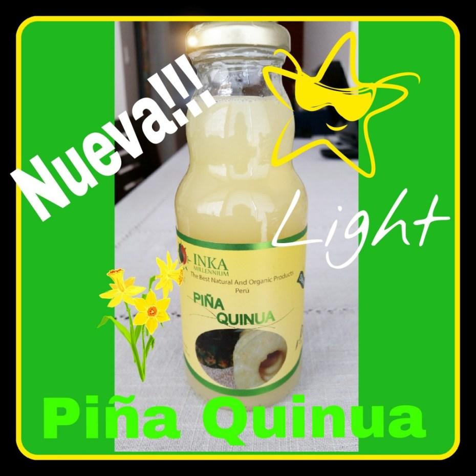 Piña con Quinua Light
