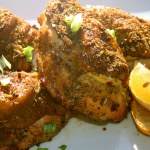 Sweet Tea Brined Chicken With Lemon And Herbs