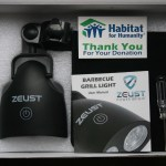 Product Review And Giveaway: The Zeust Power Bright Barbecue Grill Light
