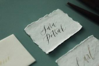 Des Moines Calligrapher