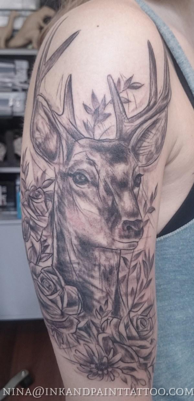 Tattoo - Seattle- Unique Custom Ink