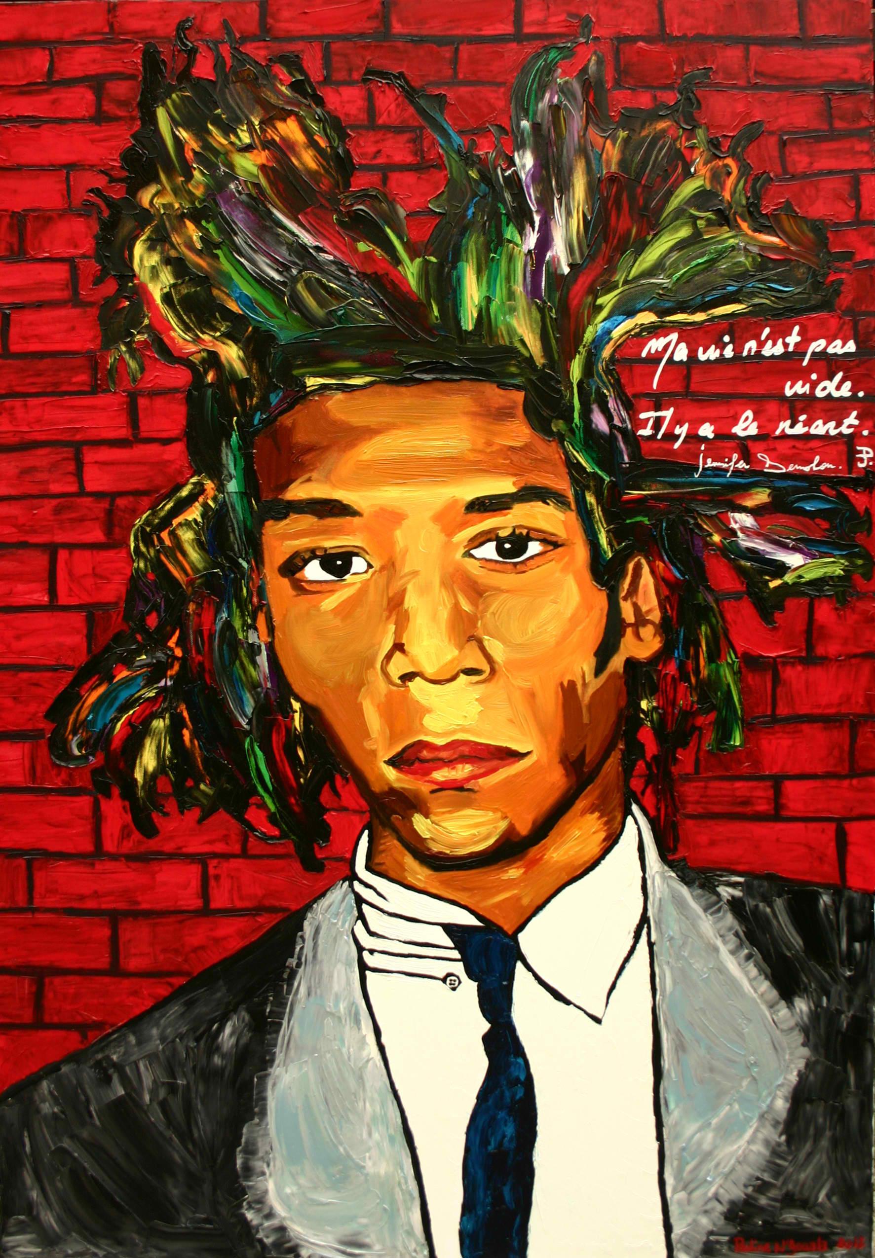 2013 Oct. 25: Black Lesbian French artist paints Mandela | inkanyiso.org