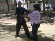aula defesa pessoal- Com o Mestre Jorge Cardoso