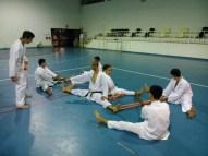 Flexibilidade Mestre Jorge