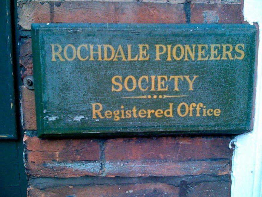 Resultado de imagen para pioneros de rochdale