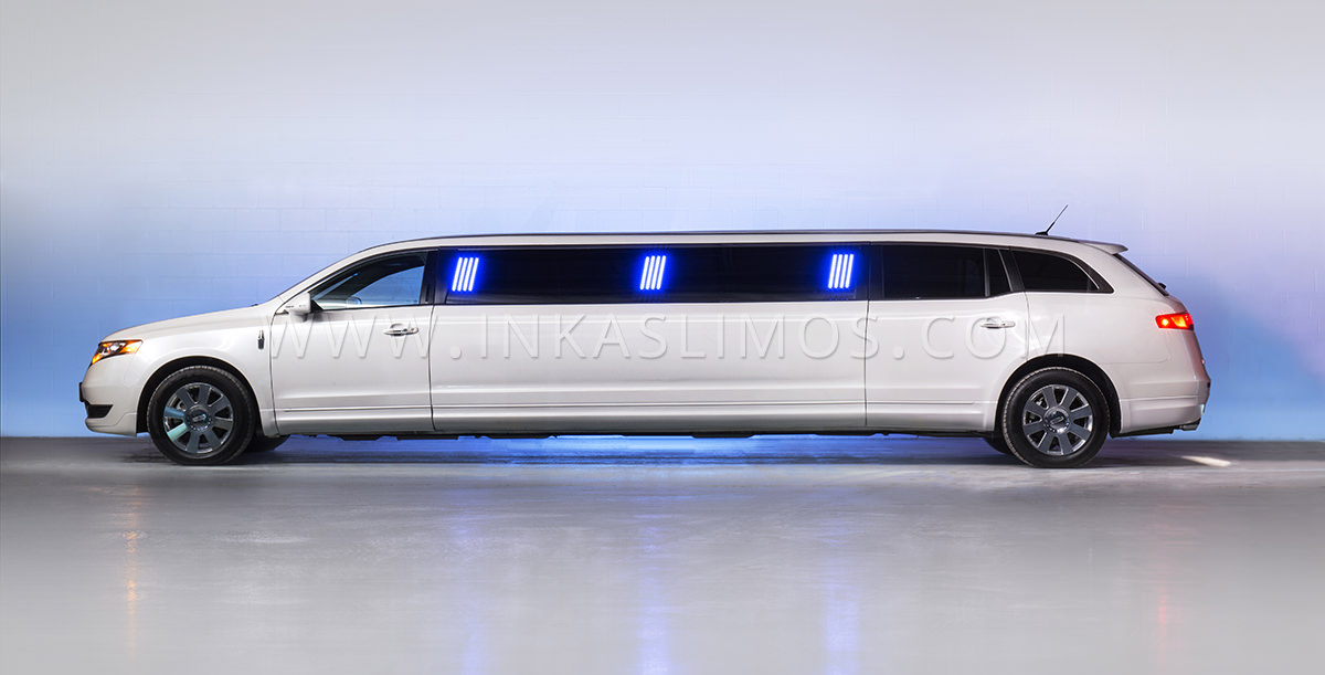 Lincoln MKT Limousine  INKAS Professional Vehicle