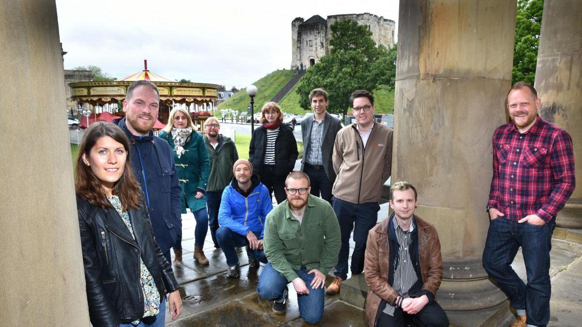 Eye York: Castle Gateway, Art Engagement
