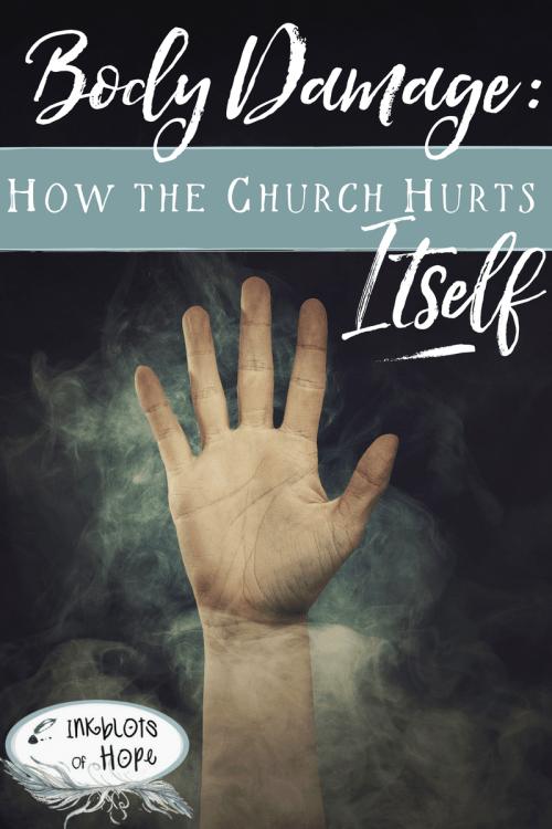 Healing from church wounds.