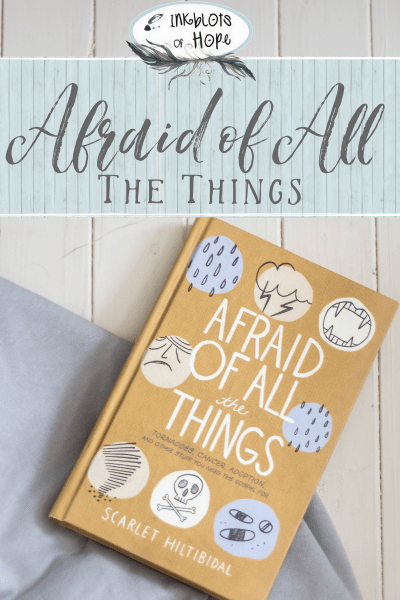 Afraid of All the Things dives into all of the things we that can terrify our soul: tornadoes, stranger danger, black widow spiders and more! But we're all reminded of an important truth: Christ is always available to us in our fears. #AfraidOfAllTheThings #B&H #Anxiety #ChristiansWithAnxiety #FaithThroughAnxiety