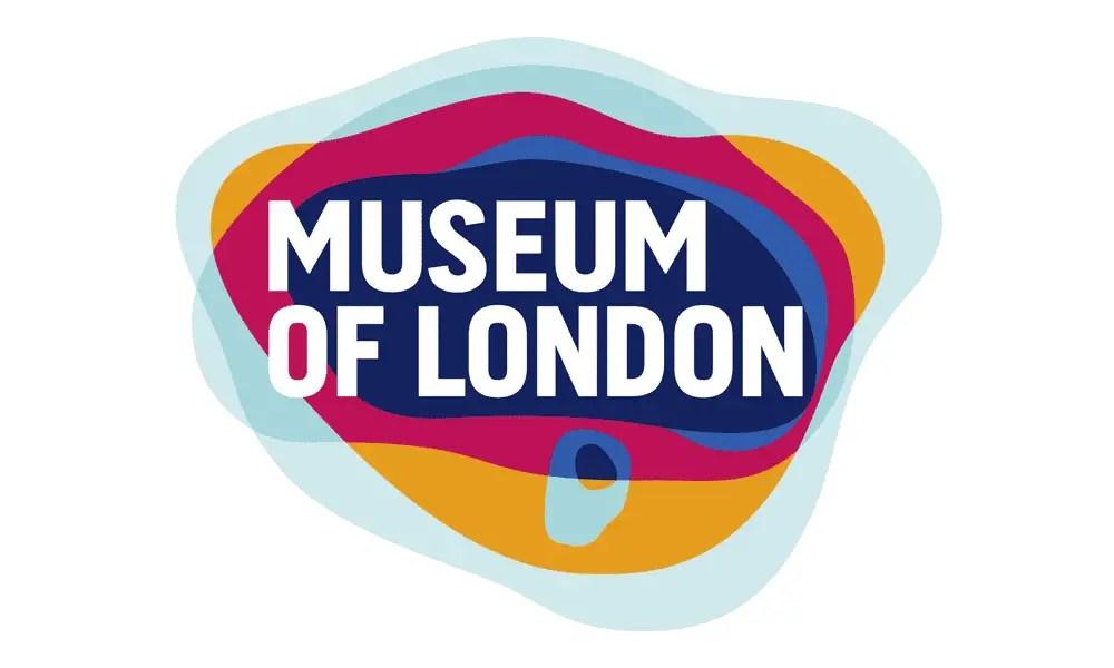 Museum Of London Logo Design