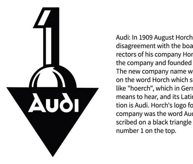 Audi First Logo