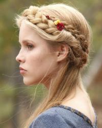 Latest Braided Hairstyles for Girls - Inkcloth