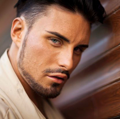 latest facial hair styles styles of beard for 2013 inkcloth 5232 | rylan clark facial hair