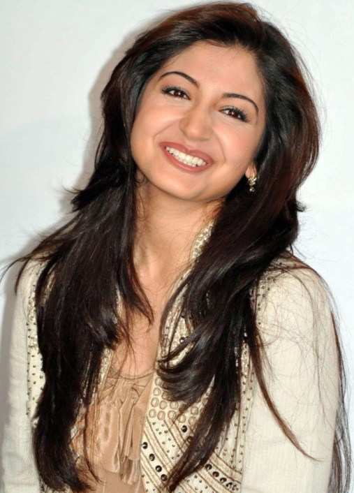 Anushka Sharma Hairstyles