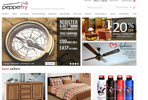 pepperfry-online-shopping-websites-in-india
