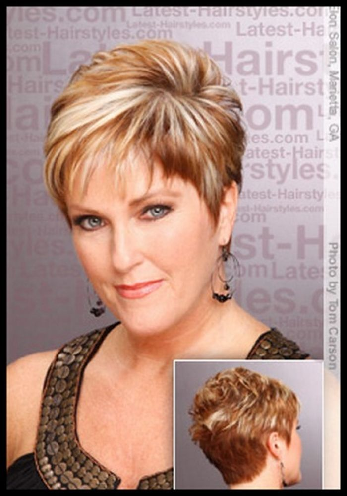 Hairstyles For 50 Year Old Women 10 - Inkcloth