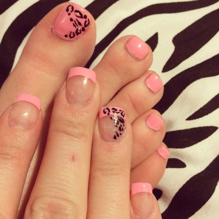 French Nail Design Ideas 13 - Inkcloth
