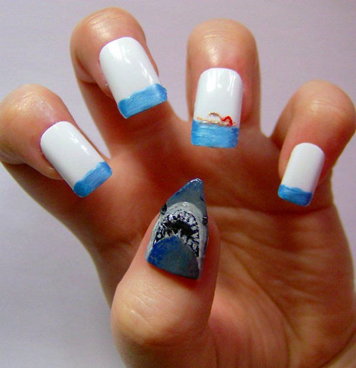 Cool Nail Painting Ideas 7 - Inkcloth