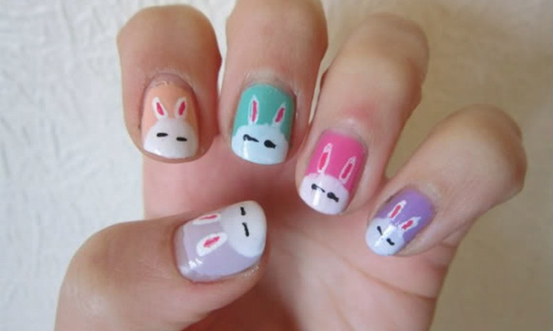 Cute And Easy Nail Polish Ideas