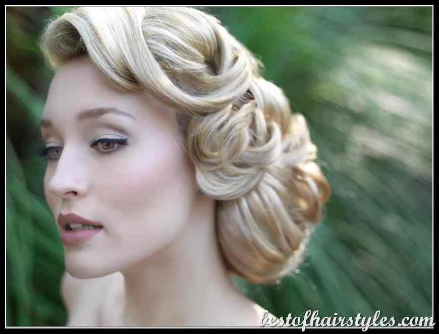 1940s hairstyles style-2 - inkcloth