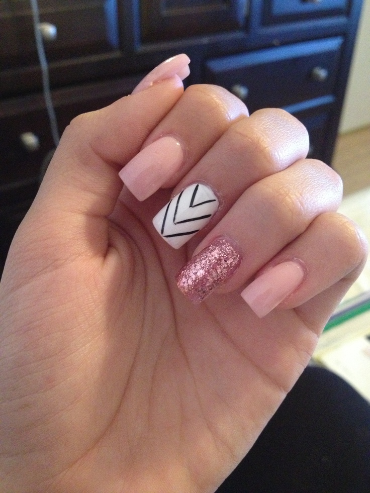 Light pink nail designs 4 inkcloth light pink nail designs 4 prinsesfo Gallery