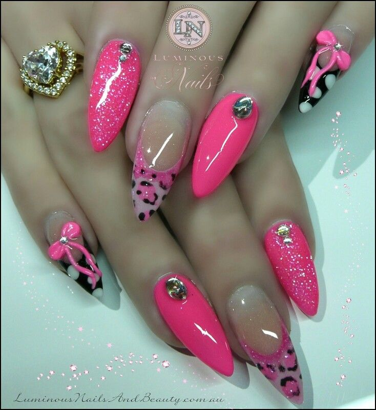 Nail Ideas For Teens 11 - Inkcloth