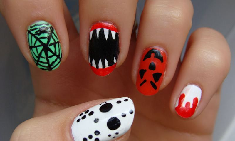 Nail Polish Art Designs