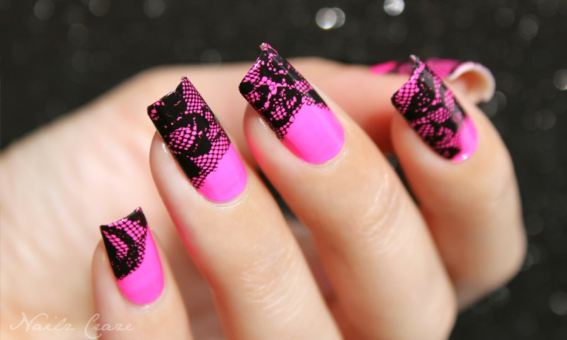 Pink Nail Polish Ideas
