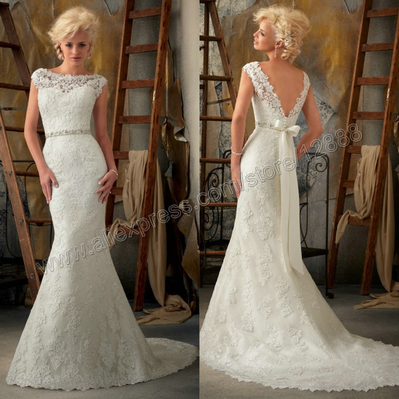 Jessica Simpson Wedding Gown: Wedding Dress Style For Short Brides