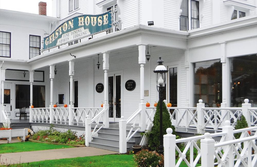 Gelatin House Exterior East Haddam