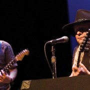 Johnny Winter/Paul Nelson pleasing another crowd