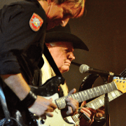Johnny Winter/Paul Nelson rocking the Blues