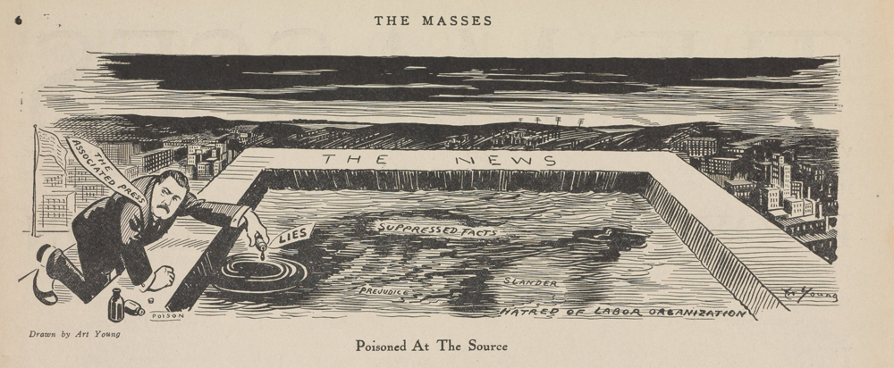 Art-Young-poisoned-at-the-source-the-masses-july-1913-Ink-Publications