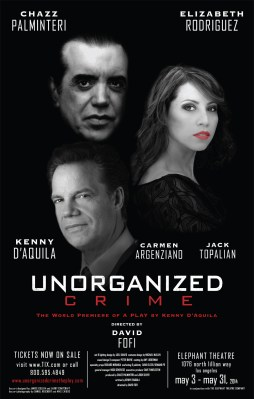 Unorganized crime poster