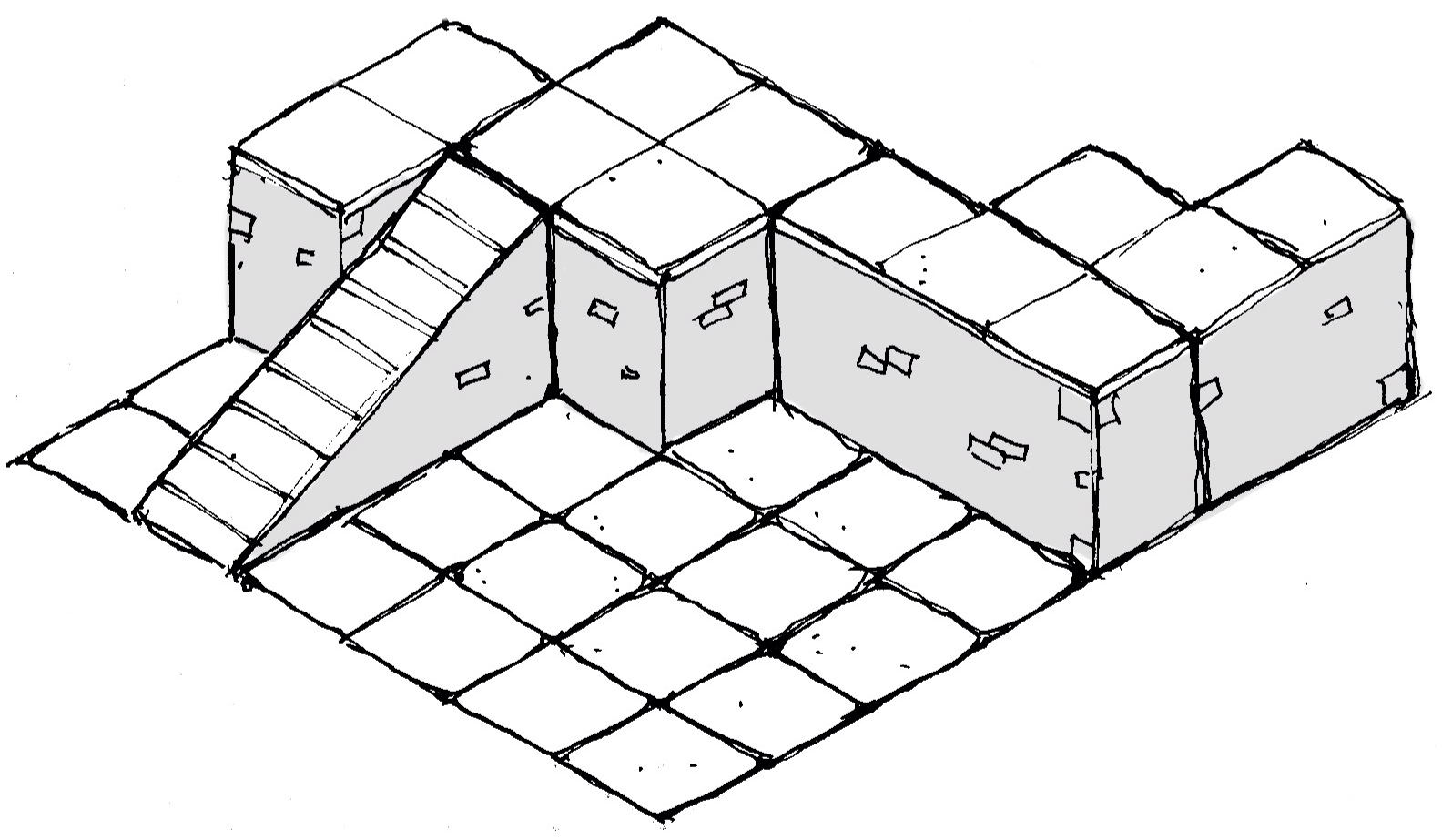 Inked Adventures » Blocks, photos and diagrams