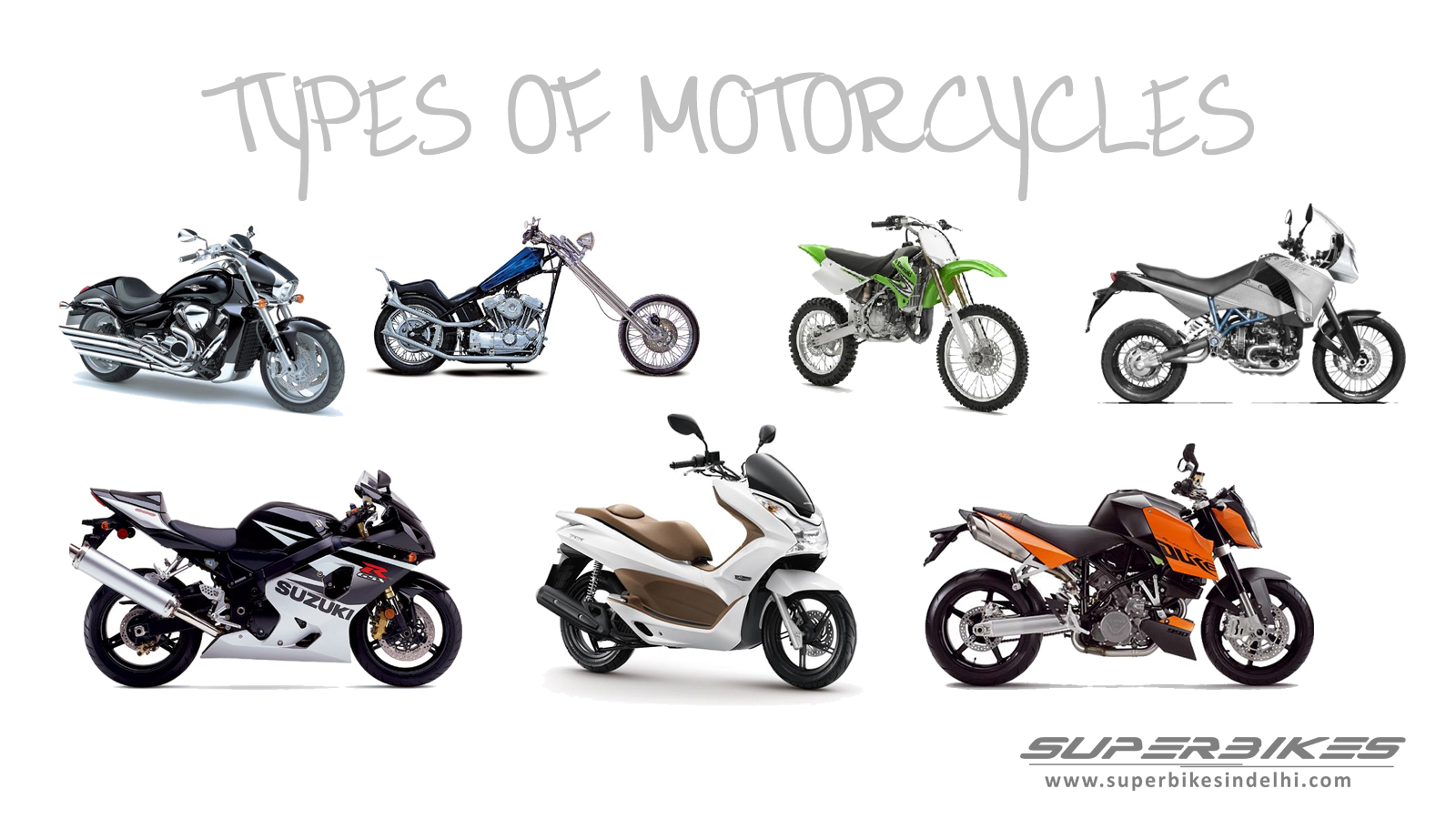 Motorcycle: Motorcycle Types