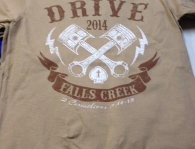 Drive – Falls Creek 2014