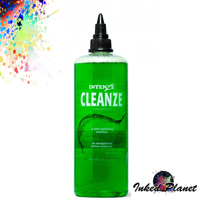 Intenze cleanser